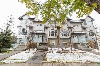 Main Photo: 8020 109 Street in Edmonton: Zone 15 Townhouse for sale : MLS(r) # E4041334