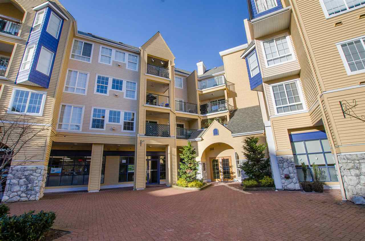 "Main Photo: 405 1363 56 Street in Delta: Cliff Drive Condo for sale in ""WINDSOR WOODS"" (Tsawwassen)  : MLS(r) # R2130057"