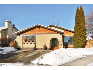 Main Photo: 124 CEDARPARK Green SW in Calgary: Cedarbrae House for sale : MLS® # C4094284