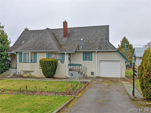 Main Photo: 3478 Lovat Avenue in VICTORIA: SE Quadra Single Family Detached for sale (Saanich East)  : MLS® # 374995
