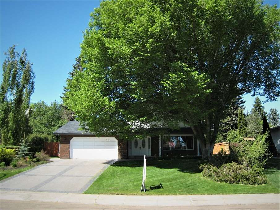 Main Photo: 8612 137 Street in Edmonton: Zone 10 House for sale : MLS® # E4056624