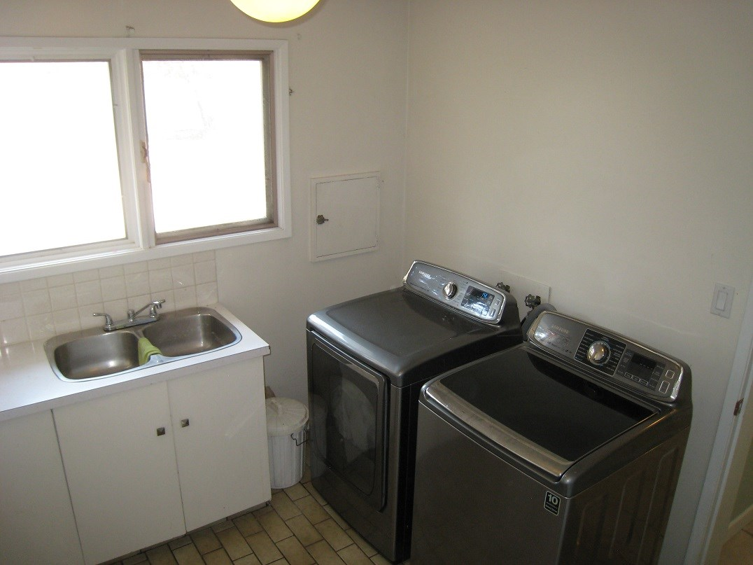 Main floor laundry room. Yes if your curious if there is a laundry chute from 2nd floor.