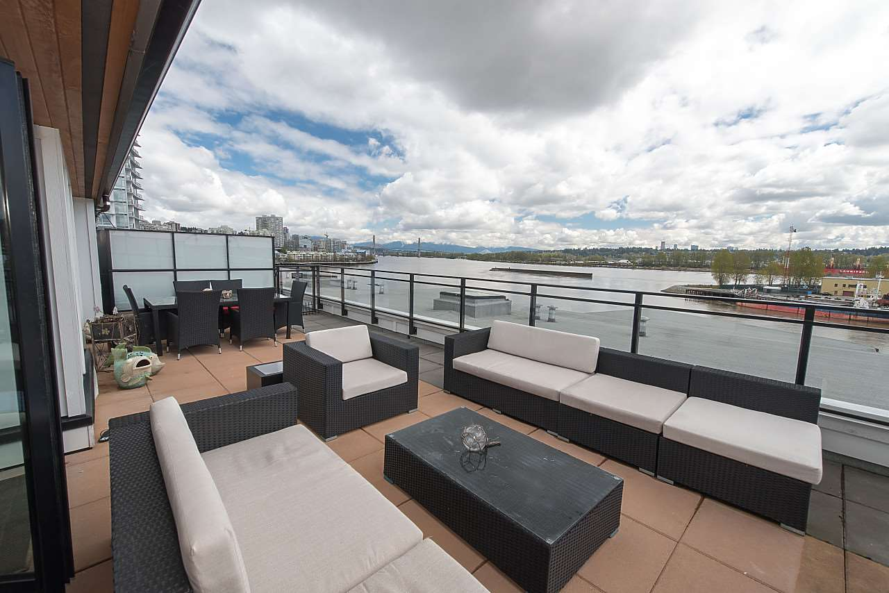 "Photo 18: 401 220 SALTER Street in New Westminster: Queensborough Condo for sale in ""GLASSHOUSE LOFTS"" : MLS® # R2159431"