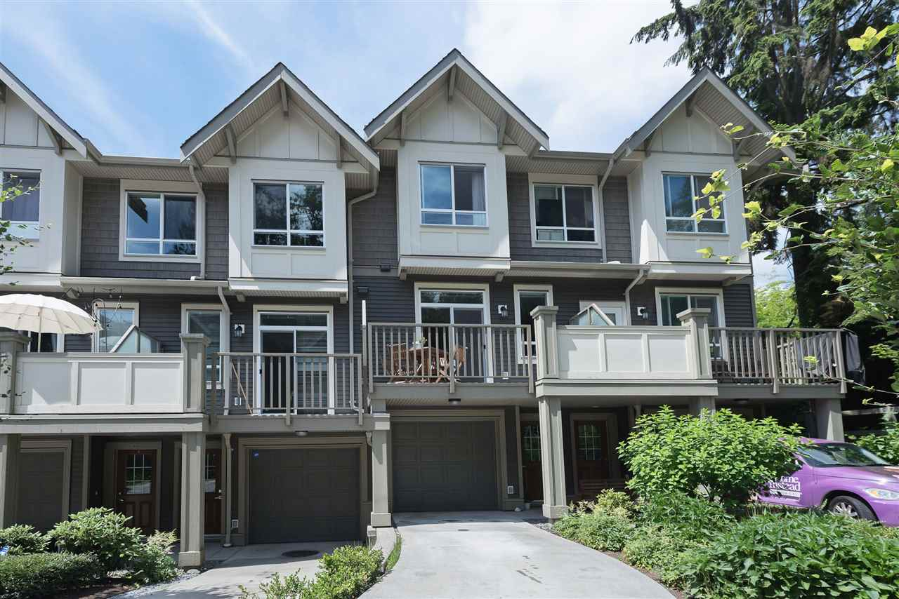 "Main Photo: 40 3395 GALLOWAY Avenue in Coquitlam: Burke Mountain Townhouse for sale in ""Wynwood"" : MLS(r) # R2182179"