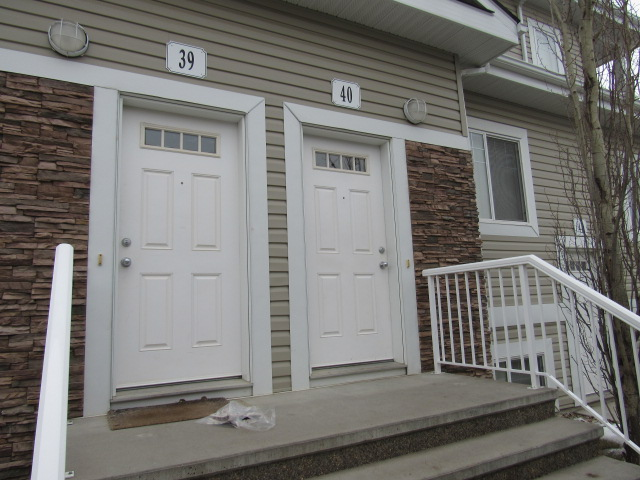 Main Photo: 40 - 79 Bellerose Drive in St. Albert: Condominium for rent