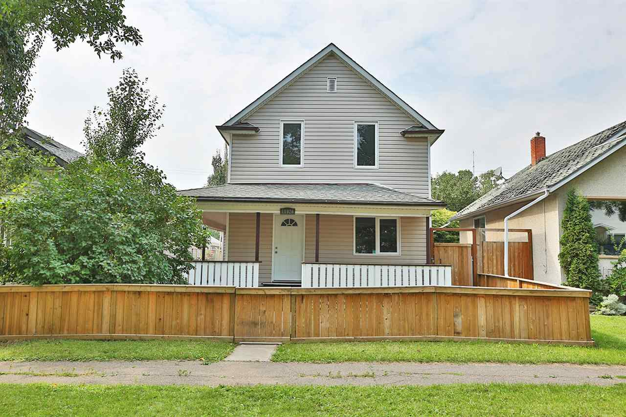 Main Photo: 11926 95A Street in Edmonton: Zone 05 House for sale : MLS® # E4078344