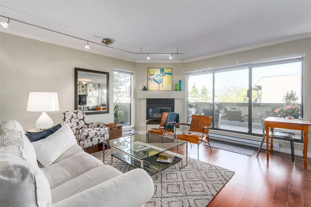 "Main Photo: 103 1299 W 7TH Avenue in Vancouver: Fairview VW Condo for sale in ""Marbella"" (Vancouver West)  : MLS® # R2205197"
