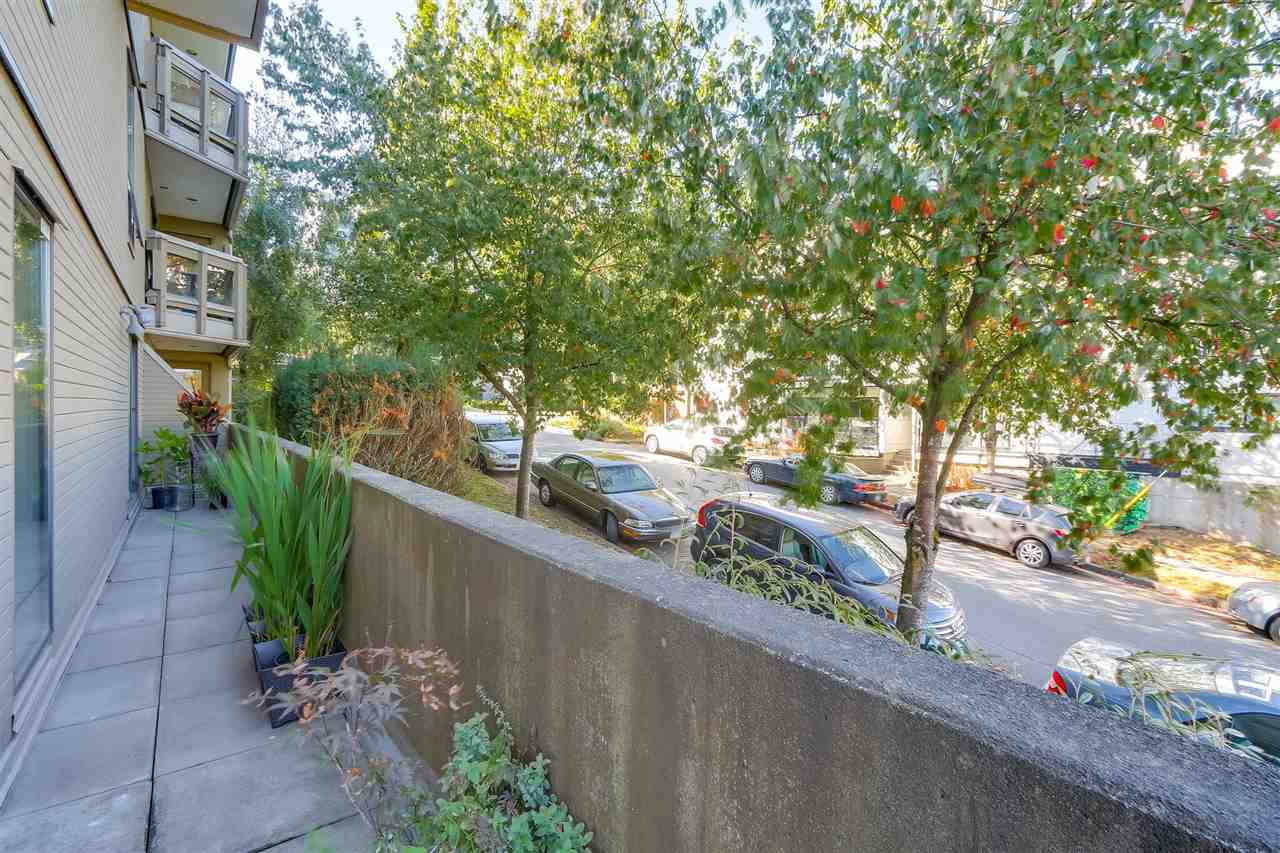 "Photo 19: 103 1299 W 7TH Avenue in Vancouver: Fairview VW Condo for sale in ""Marbella"" (Vancouver West)  : MLS® # R2205197"
