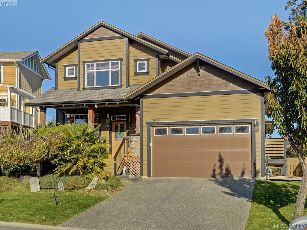 Main Photo: 2403 Poplar Drive in SOOKE: Sk Sunriver Single Family Detached for sale (Sooke)  : MLS® # 384888