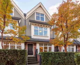 Main Photo: 3730 WELWYN Street in Vancouver: Victoria VE Townhouse for sale (Vancouver East)  : MLS® # R2221718