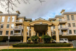 "Main Photo: 312 5835 HAMPTON Place in Vancouver: University VW Condo for sale in ""ST. JAMES HOUSE"" (Vancouver West)  : MLS® # R2240075"