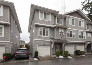 "Main Photo: 84 15155 62A Avenue in Surrey: Sullivan Station Townhouse for sale in ""OAKLANDS"" : MLS® # R2246499"