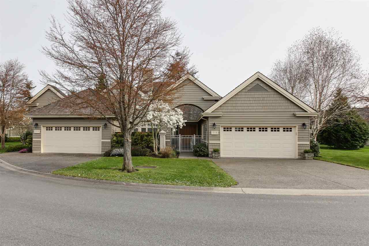 Main Photo: 216 6505 3 Avenue in Delta: Boundary Beach House 1/2 Duplex for sale (Tsawwassen)  : MLS®# R2254268