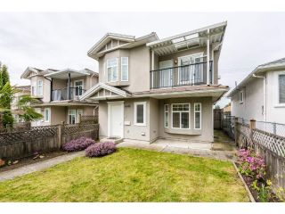 Main Photo: 6043 MAIN Street in Vancouver: Main House 1/2 Duplex for sale (Vancouver East)  : MLS®# R2260106
