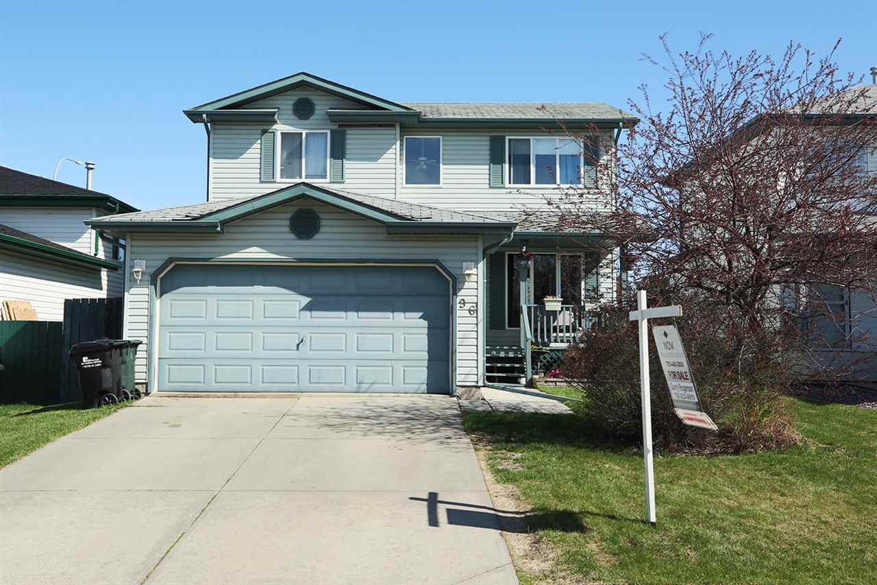 Main Photo: 96 Dawson Crescent: Sherwood Park House for sale : MLS®# E4109852