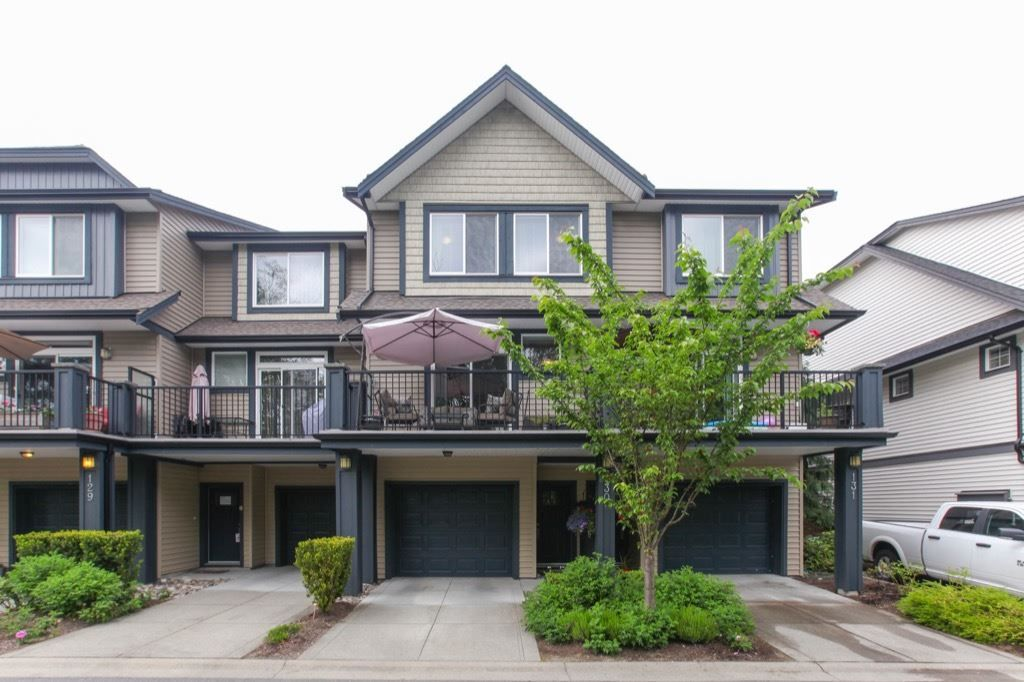 "Main Photo: 130 13819 232 Street in Maple Ridge: Silver Valley Townhouse for sale in ""BRIGHTON"" : MLS®# R2269263"