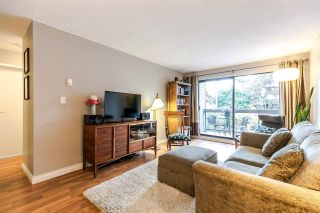 "Main Photo: 218 1422 E 3RD Avenue in Vancouver: Grandview VE Condo for sale in ""LA CONTESSA"" (Vancouver East)  : MLS®# R2309686"