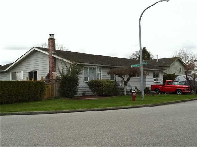 Main Photo: 7800 GABRIOLA in Richmond: Quilchena RI House for sale : MLS® # V880570