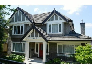 Main Photo: 5469 FLEMING ST in Vancouver: Knight House for sale (Vancouver East)  : MLS® # V1017158
