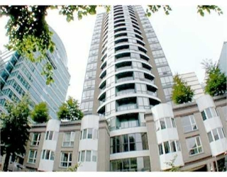 Main Photo: # 703 1166 MELVILLE ST in : Coal Harbour Condo for sale : MLS® # V633307