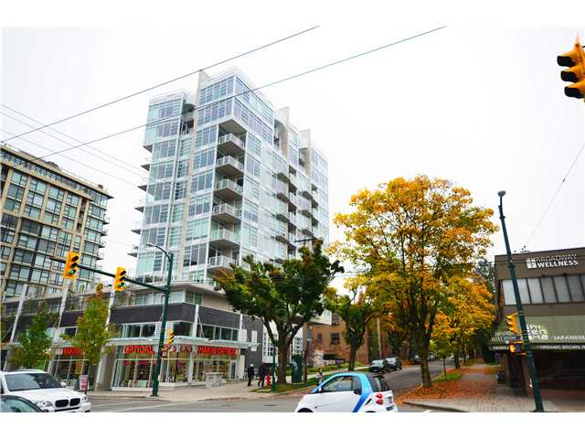 "Main Photo: 401 2550 SPRUCE Street in Vancouver: Fairview VW Condo for sale in ""SPRUCE"" (Vancouver West)  : MLS® # V1032685"