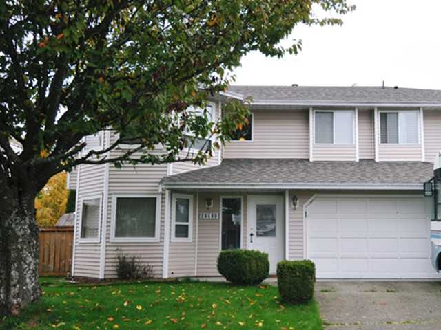 Main Photo: 20409 WALNUT Crescent in Maple Ridge: Southwest Maple Ridge House for sale : MLS(r) # V1033651