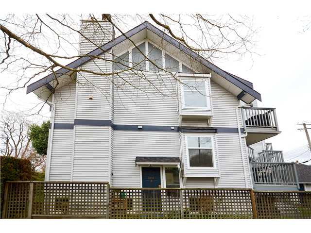 Photo 14: 3091 MANITOBA Street in Vancouver: Mount Pleasant VW Townhouse for sale (Vancouver West)  : MLS(r) # V1057346