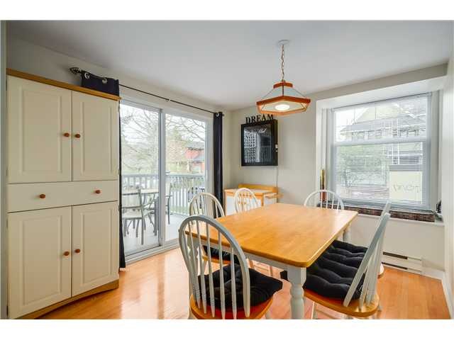 Photo 6: 3091 MANITOBA Street in Vancouver: Mount Pleasant VW Townhouse for sale (Vancouver West)  : MLS(r) # V1057346