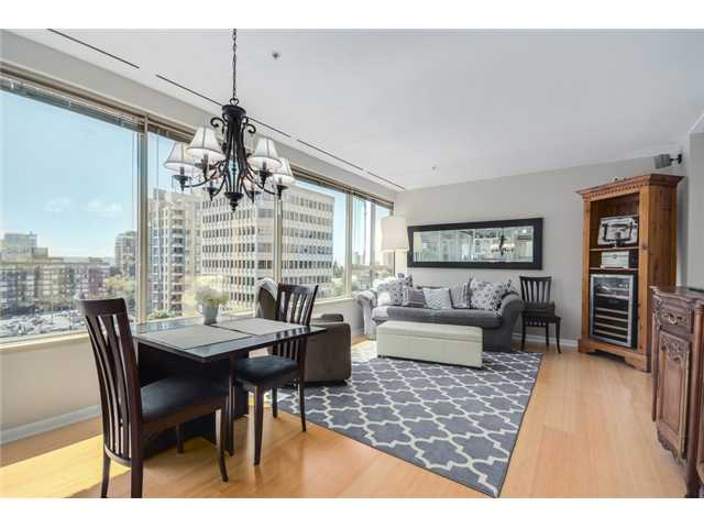"Photo 3: 704 1177 HORNBY Street in Vancouver: Downtown VW Condo for sale in ""London Place"" (Vancouver West)  : MLS(r) # V1069456"