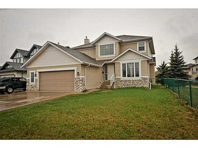 Main Photo: 259 cove Drive: Chestermere Residential Detached Single Family for sale : MLS® # C3642562