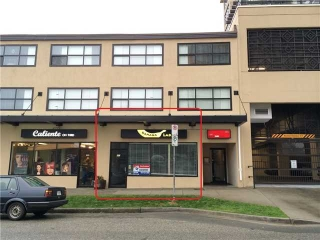 Main Photo: 607 THIRD Avenue in New Westminster: Uptown NW Retail for lease : MLS(r) # V4042581