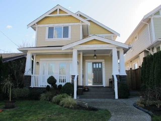 Main Photo: 310 HOLMES Street in New Westminster: The Heights NW House for sale : MLS(r) # V1107334