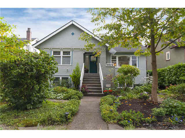 Main Photo: 3582 W 24TH Avenue in Vancouver: Dunbar House for sale (Vancouver West)  : MLS® # V1143451