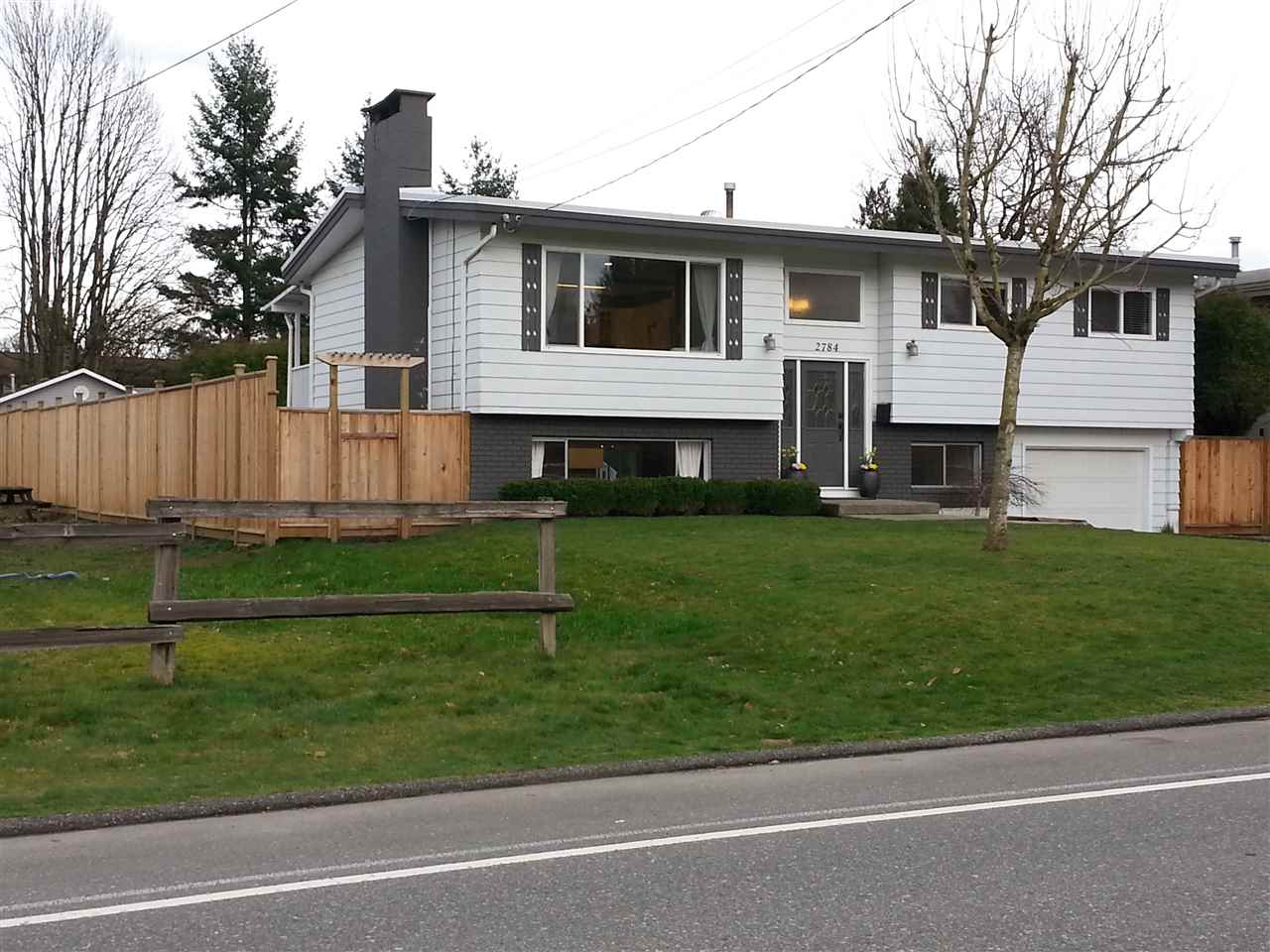 Main Photo: 2784 MOUNTVIEW Street in Abbotsford: Central Abbotsford House for sale : MLS® # R2041705