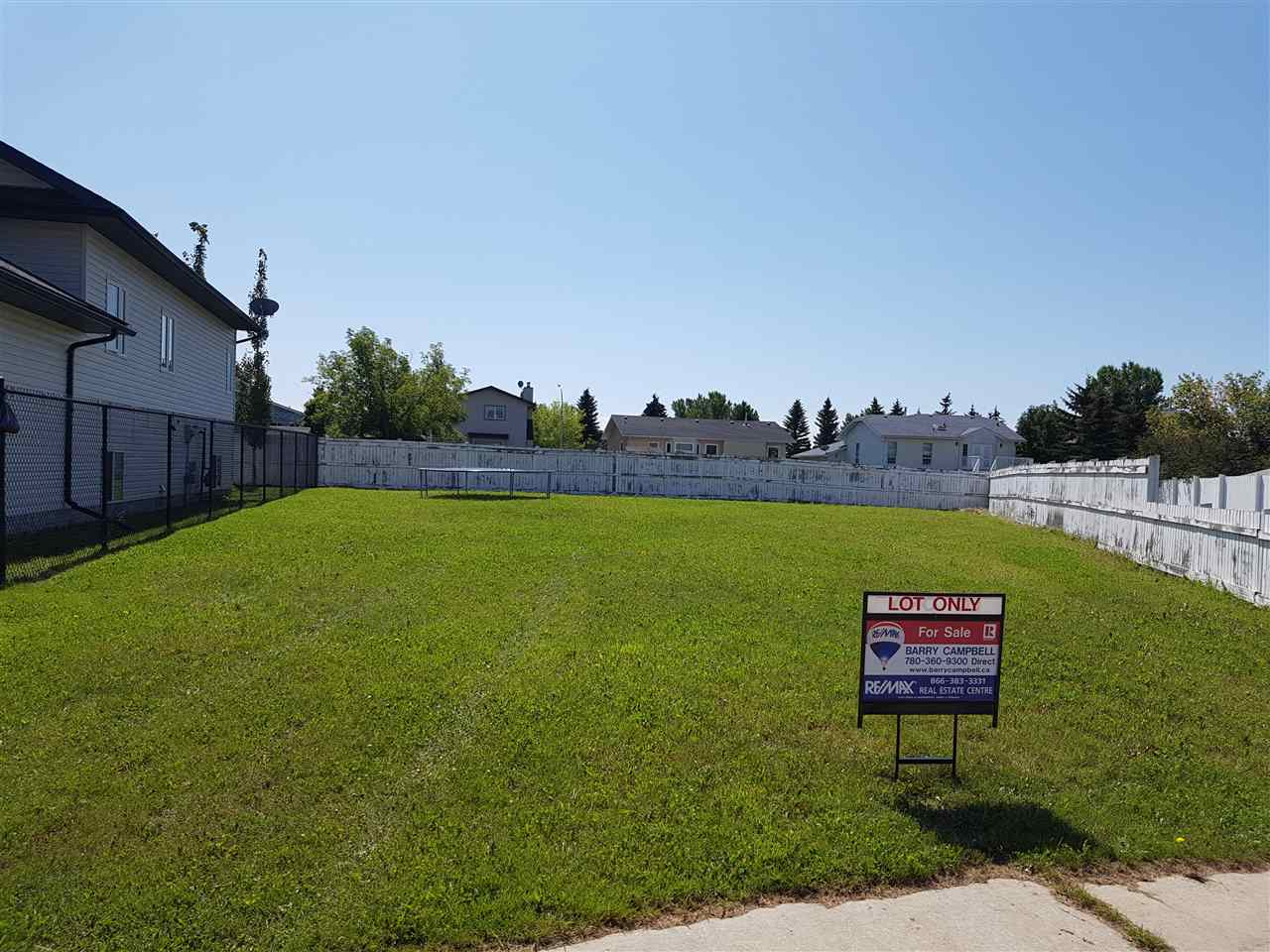 Main Photo: 7 Clearwater Crescent: Wetaskiwin Vacant Lot for sale : MLS(r) # E4032380