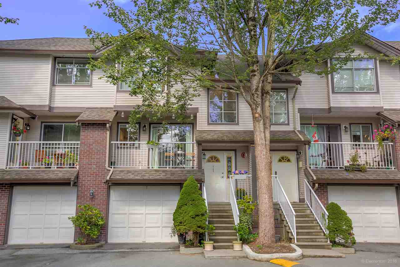 Main Photo: 29 2450 LOBB Avenue in Port Coquitlam: Mary Hill Townhouse for sale : MLS®# R2125043