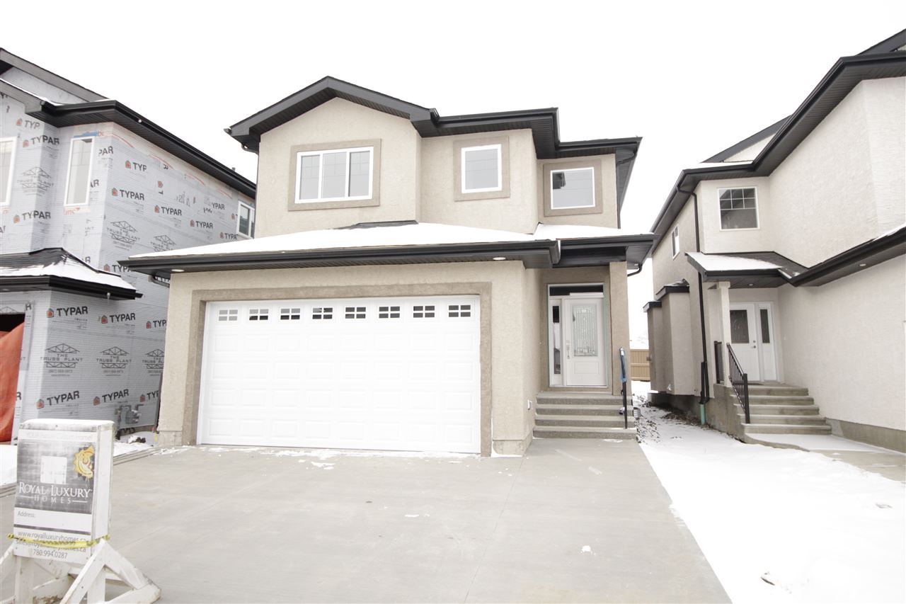 Main Photo: 17318 65A Street in Edmonton: Zone 03 House for sale : MLS(r) # E4050574