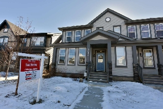 Main Photo: 5613 19A Avenue in Edmonton: Zone 53 House Half Duplex for sale : MLS(r) # E4052928