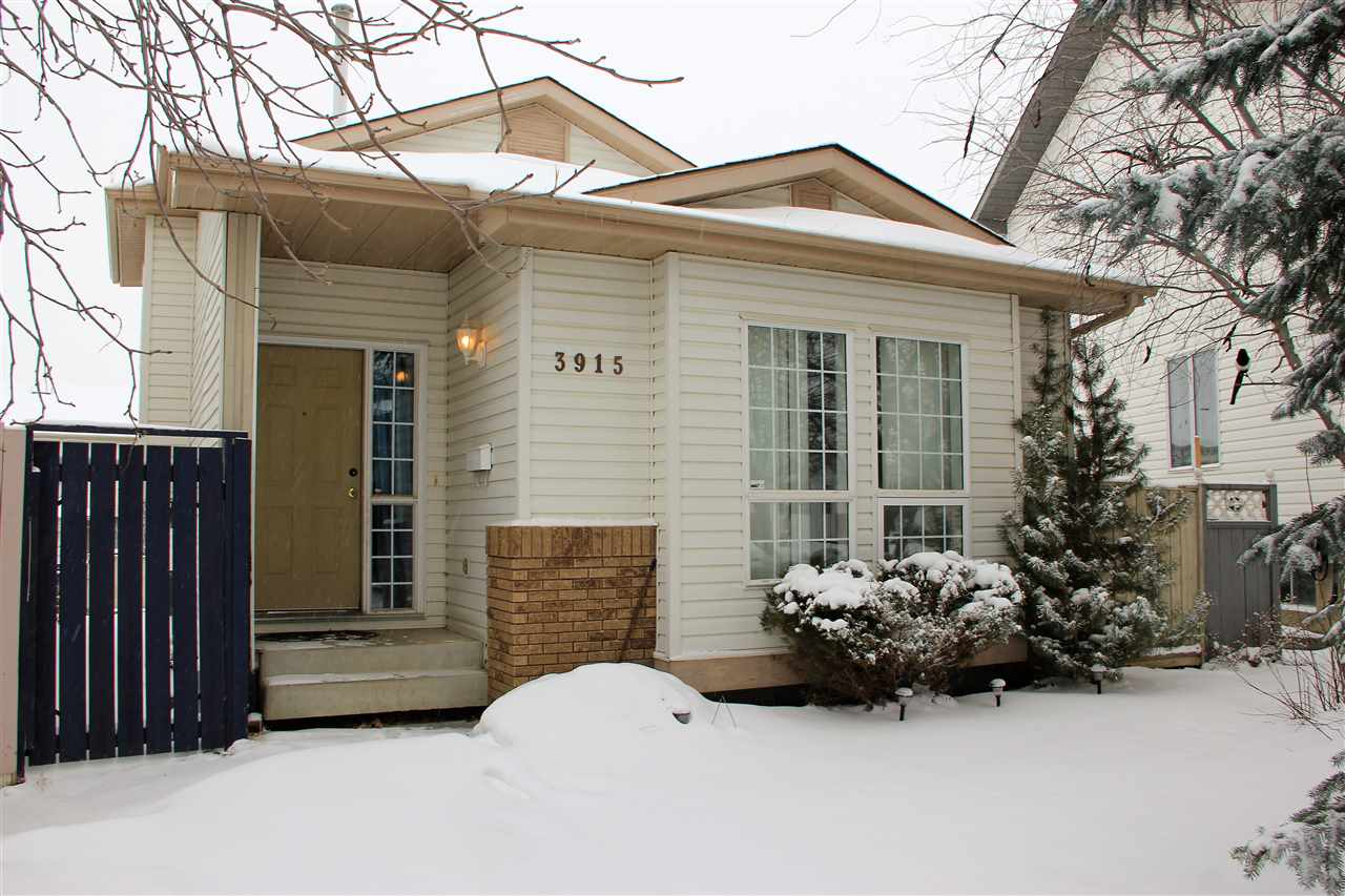 Main Photo: 3915 38 Street in Edmonton: Zone 29 House for sale : MLS(r) # E4053891