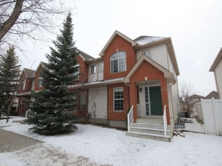 Main Photo: 4210 Terwillegar Vista in Edmonton: Zone 14 Attached Home for sale : MLS(r) # E4054161