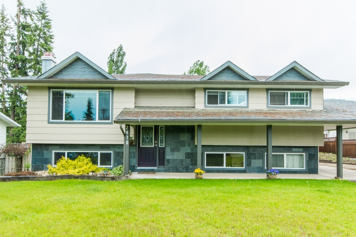 Main Photo: 2870 Southeast 6th Avenue in Salmon Arm: Hillcrest House for sale : MLS(r) # 10135671