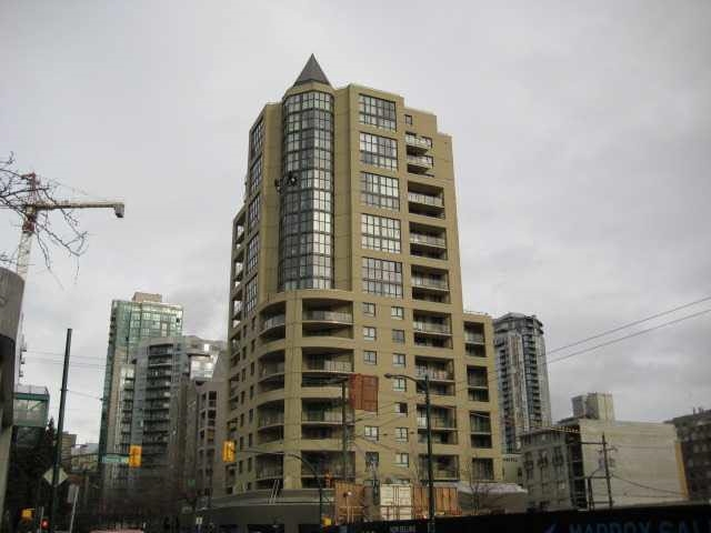 Main Photo: 1101 789 DRAKE STREET in Vancouver: Downtown VW Condo for sale (Vancouver West)  : MLS(r) # R2157689