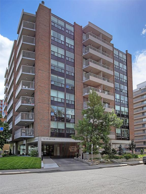 Main Photo: 9D 133 25 Avenue SW in Calgary: Mission Condo for sale : MLS® # C4124350