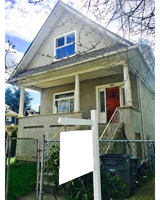 Main Photo: 2749 FRASER STREET in Vancouver: Mount Pleasant VE House for sale (Vancouver East)  : MLS® # R2162598