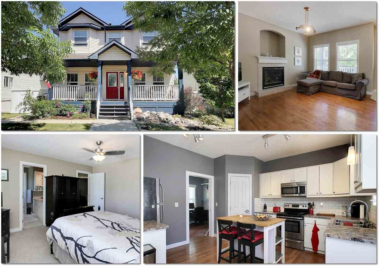 Main Photo: 1917 TANNER Wynd in Edmonton: Zone 14 House for sale : MLS® # E4072645