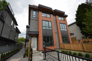 Main Photo: 1861 ADANAC STREET in Vancouver: Hastings Townhouse for sale (Vancouver East)  : MLS® # R2191054