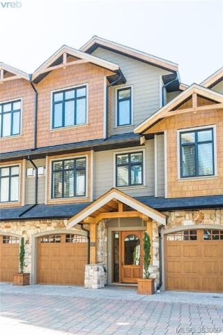 Main Photo: 5 2622 Shelbourne Street in VICTORIA: Vi Jubilee Townhouse for sale (Victoria)  : MLS® # 383089