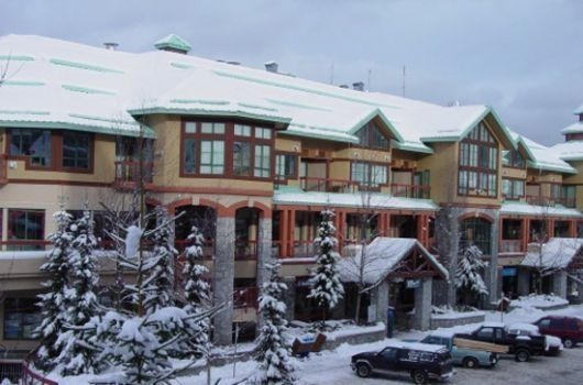 "Main Photo: 319 4368 MAIN Street in Whistler: Whistler Village Condo for sale in ""MARKET PAVILLION"" : MLS®# R2222957"