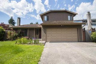 Main Photo: 3363 OSBORNE Street in Port Coquitlam: Woodland Acres PQ House for sale : MLS® # R2227614