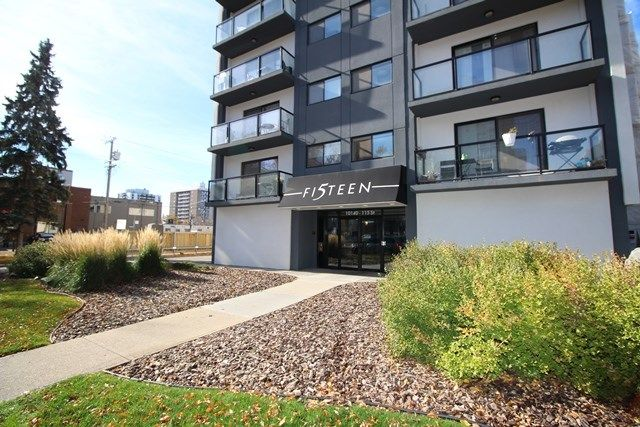 Main Photo: 303 10140 115 Street in Edmonton: Zone 12 Condo for sale : MLS® # E4092496